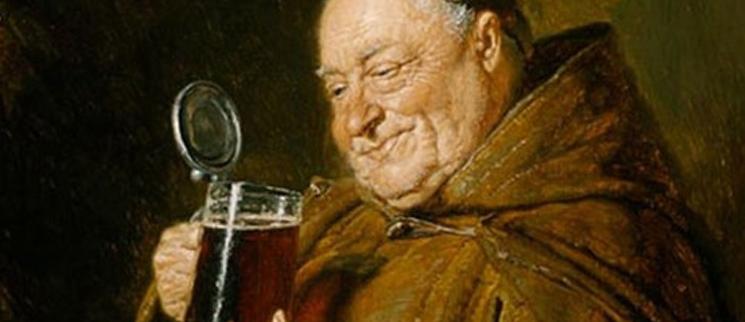 Mosteiro cerveja Idade Média